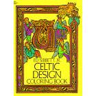 Celtic Design<br><i>Coloring Book</i>