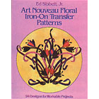 Art Nouveau Floral<br><i>Iron-On Transfer Patterns</i>