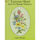 Victorian Floral<br><i>Iron-On Transfer Patterns</i>