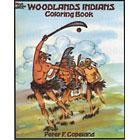 Woodlands Indians<br><i>Coloring Book</i>