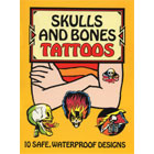 Skulls and Bones Tattoos