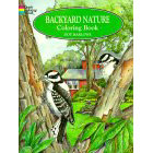 Backyard Nature<br><i>Coloring Book</i>