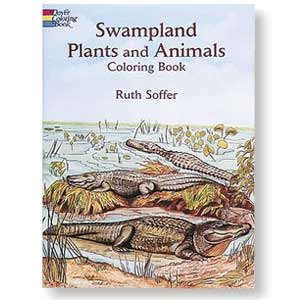 Swampland Plants and Animals