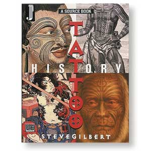 Tattoo History<br><i>A Source Book (Hardcover)</i>