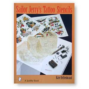 Sailor Jerry's Tattoo Stencils