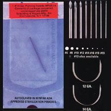 Supreme Body Piercing Needles<br><i>Sterilized</i>