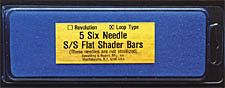 World Class™ Needles on Loop Type Needle Bars