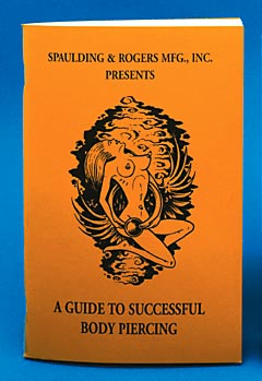 Guide to Successful Body Piercing Book