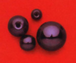 Hematite Replacement Beads