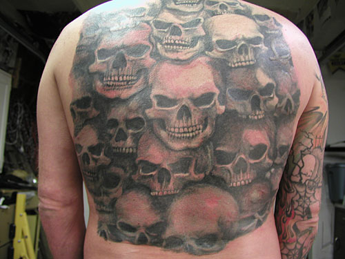 Tattoo Gallery Image 0008<br>FOR VIEWING ONLY - NOT FOR SALE