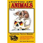 Tattoo Art<br><i>Animals, Vol. II</i>