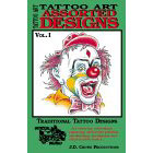 Tattoo Art<br><i>Assorted Designs, Vol. I</i>