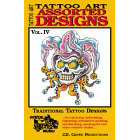 Tattoo Art<br><i>Assorted Designs, Vol. IV</i>