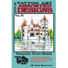 Tattoo Art<br><i>Assorted Designs, Vol. VI</i>