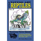 Tattoo Art<br><i>Reptiles, Vol. II</i>
