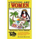 Tattoo Art<br><i>Women, Vol. III</i>