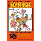 Tattoo Art<br><i>Fantasy Birds, Vol. II</i>