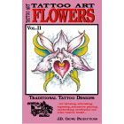 Tattoo Art<br><i>Flowers, Vol. II</i>