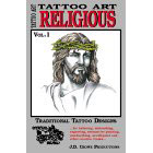 Tattoo Art<br><i>Religious, Vol. I</i>