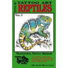 Tattoo Art<br><i>Reptiles, Vol. I</i>