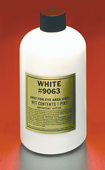 Spaulding White Tattooing Ink - One Pint Bottle