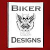 Sketch Sheets - Biker Designs