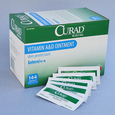 A&D Ointment - Box of 144