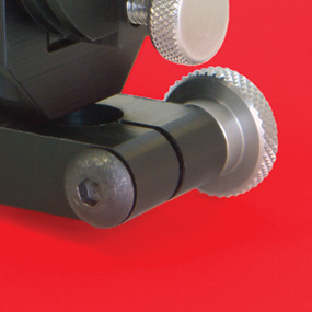 Revolution Thumb Nut with Button Head Screw