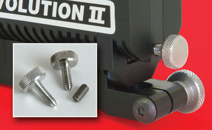 Revolution Thumb Screw - Stainless Steel