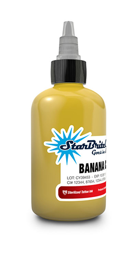 Starbrite Banana Cream 1/2 Ounce