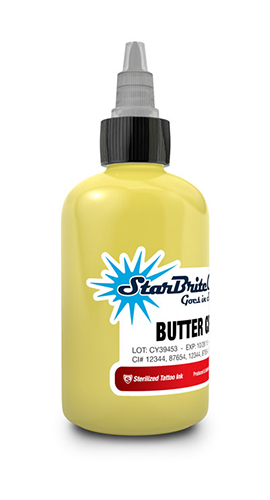 StarBrite Butter Cream 1/2 Ounce