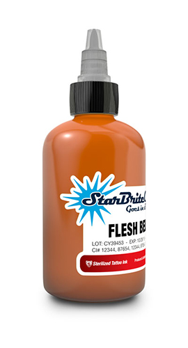 StarBrite Flesh Belly 1/2 Ounce