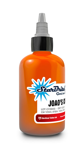 StarBrite Joaos Creamsicle 1/2 Ounce