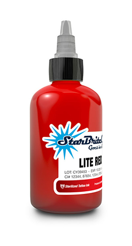 Starbrite Lite Red 1/2 Ounce