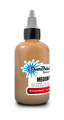 StarBrite Medium Fleshtone 2 Ounce