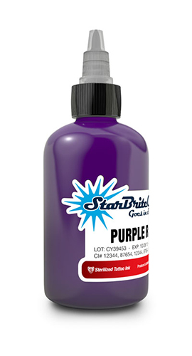 Starbrite Purple Rain 2 Ounce